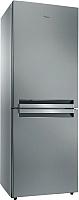 Холодильник с морозильником Whirlpool B TNF 5011 OX -