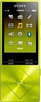 MP3-плеер Sony NW-A25HN (желтый) -