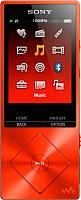 MP3-плеер Sony NW-A25HN (красный) -