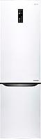 Холодильник с морозильником LG GW-B489SQFZ -