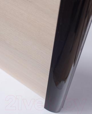 Шкаф Евва 16 VHG.01 / АЭП ШК.2 01 (венге/шамони/венге глянец)