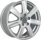 Литой диск KnK VW (КС585) 6x15 5x100мм DIA 57.1мм ET 40 мм (серебристый) -