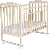 Детская кроватка СКВ 160115 (береза) -