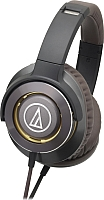 Наушники-гарнитура Audio-Technica ATH-WS770iS GM -