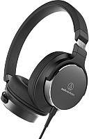 Наушники-гарнитура Audio-Technica ATH-SR5 BK -