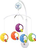 Каруселька на кроватку Baby Mix 20035В (цветная луна) -
