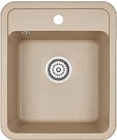 Мойка кухонная Granula GR-4202 (песочный) -