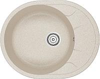 Мойка кухонная Granula GR-6301 (пирит) -