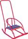 Санки детские Скользяшки Кукольные-2 (красный) -