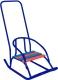 Санки детские Скользяшки Кукольные-2 (синий) -
