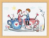 Картина по номерам Menglei За любовь! (ME027) -