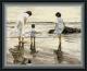 Картина по номерам Menglei У моря (G006) -