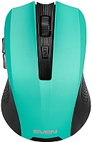 Мышь Sven RX-345 (мятный) -
