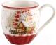 Чашка Villeroy & Boch Annual Christmas Edition (0.45л) -