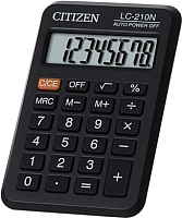 Калькулятор Citizen LC-210 N -