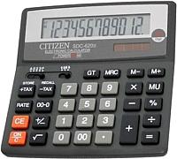 Калькулятор Citizen SDC-620 II -