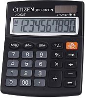Калькулятор Citizen SDC-810 BN -