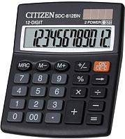 Калькулятор Citizen SDC-812 BN -