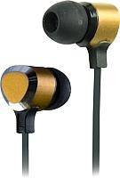 Наушники Ritmix RH-136 Metal Bronze -