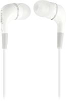 Наушники-гарнитура Ritmix RH-112M (белый) -