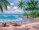 Картина по номерам Menglei Райский остров (MMC005) -