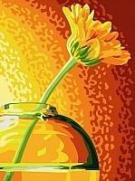 Картина по номерам Picasso Желтая гербера (PC3040004) -