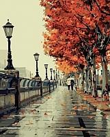 Картина по номерам Picasso Осенняя прогулка (PC4050002) -