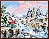 Картина по номерам Picasso Зимняя сказка (PC4050007) -