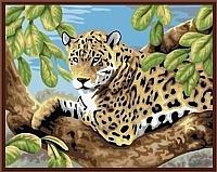 Картина по номерам Picasso Леопард (PC4050027) -