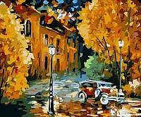 Картина по номерам Picasso Осенний вечер (PC4050041) -