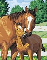 Картина по номерам Picasso Материнская любовь (PC4050047) -