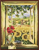 Картина по номерам Picasso Солнечное утро (PC4050048) -