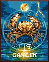 Картина по номерам Picasso Рак (PC4050056) -
