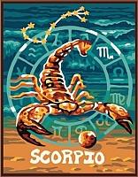Картина по номерам Picasso Скорпион (PC4050061) -