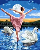 Картина по номерам Picasso Лебединое озеро (PC4050069) -