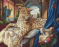 Картина по номерам Picasso Римский леопард (PC4050081) -