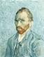 Картина по номерам Picasso Винсент Ван Гог (автопортрет) (PC4050082) -