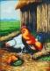 Картина по номерам Truehearted Во дворе (HB3040063) -