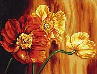 Картина по номерам Truehearted Знойные цветы (HB3040135) -