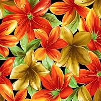 Картина по номерам Truehearted Цветочное пано (HB4050001) -