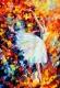 Картина по номерам Truehearted Белый лебедь (HB4050144) -