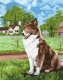 Картина по номерам Truehearted Верный друг (HB4050164) -