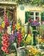 Картина по номерам Truehearted Цветочный водопой (HB4050292) -