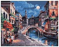 Картина по номерам Truehearted Ночная Венеция (HB4050304) -