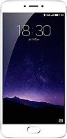 Смартфон Meizu MX6 32Gb / M685H (серебристый) -