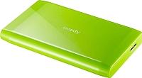 Внешний жесткий диск Apacer AC235 1Tb Green (AP1TBAC235G-1) -