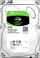 Жесткий диск Seagate  BarraCuda 2TB (ST2000DM006) -