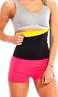 Пояс для похудения Bradex Хот Шейперс SF 0105 (S, желтый) -