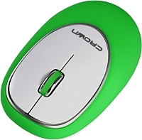 Мышь Crown Micro CMM-931W (зеленый) -