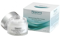Крем Naomi Увлажняющий для сухой кожи лица KM 0009 (50мл) -